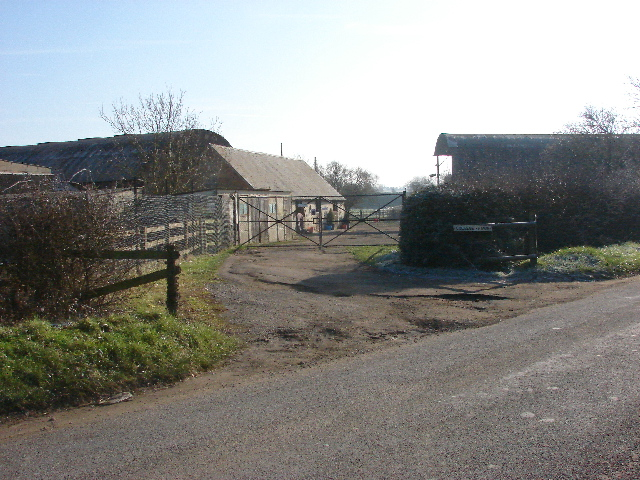 College Farm, Garsington