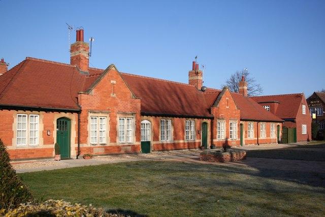 St.Leonard's Hospital Cottage Homes