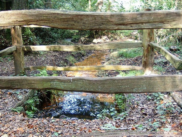 Irons Well by Eyeworth Pond