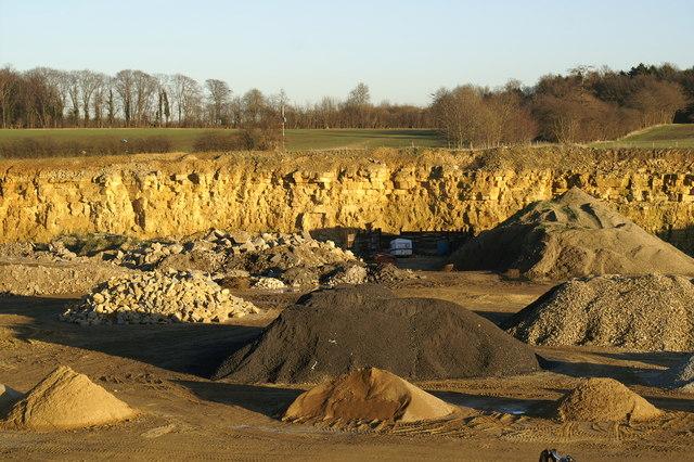 Collyweston Quarry, Duddington