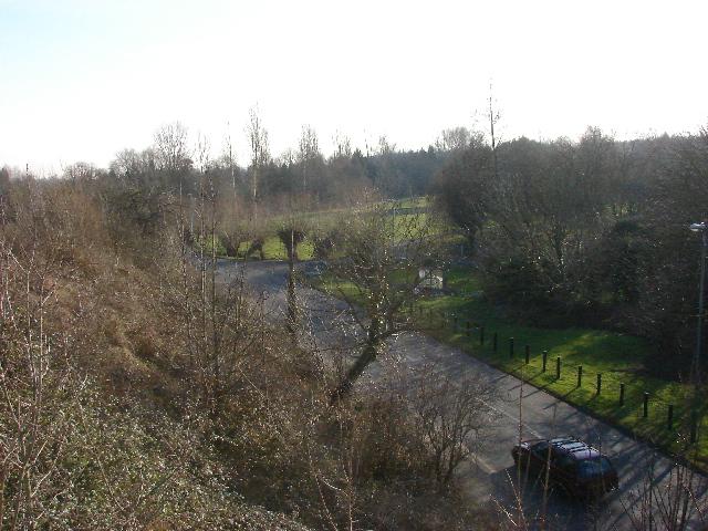 Kennington Road and Egrove Park