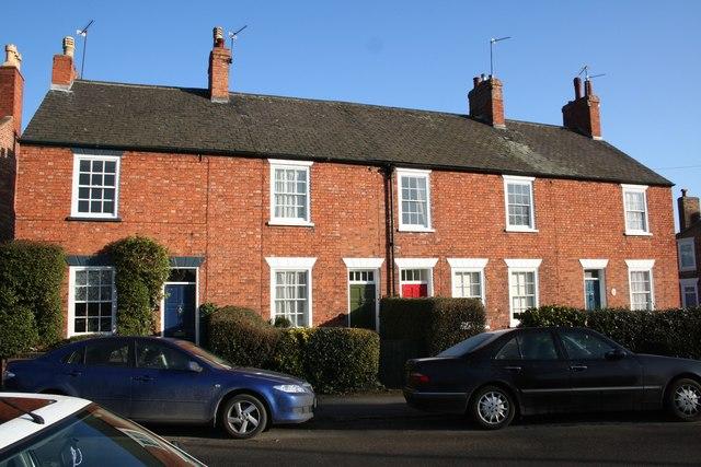 Balderton Gate Cottages