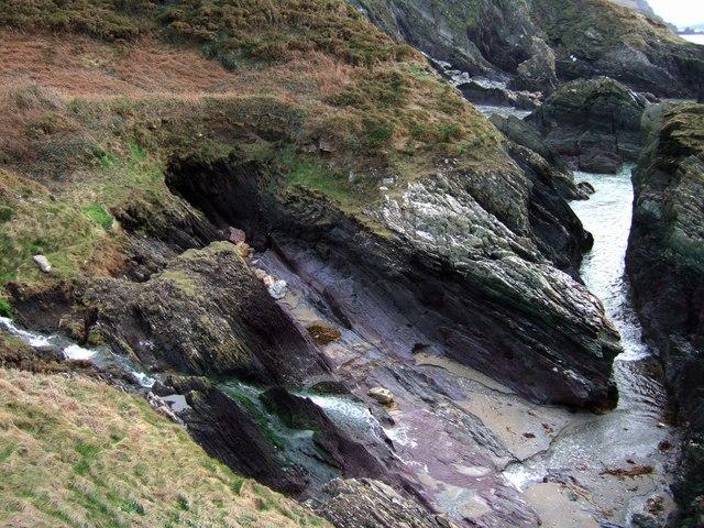 Coast at Bugle Hole