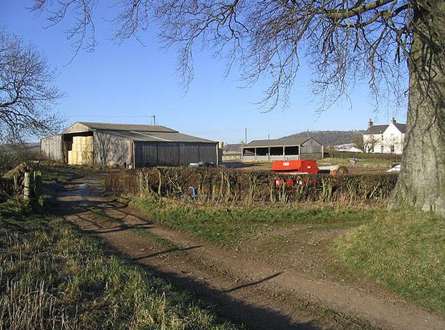 Broomilees Farm