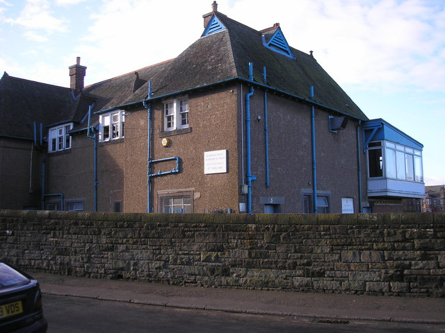 Raeburn Place Clubhouse