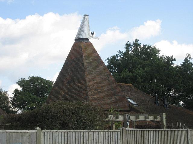 Charity Farm Oast, Swattenden Lane, Cranbrook, Kent