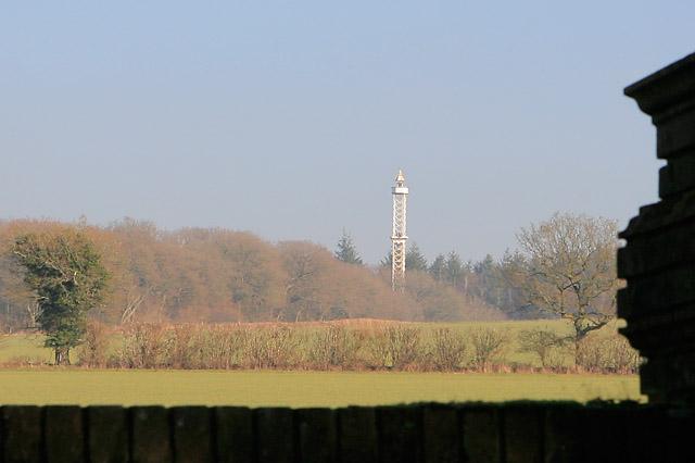 Shooting Tower in Laverstoke Wood