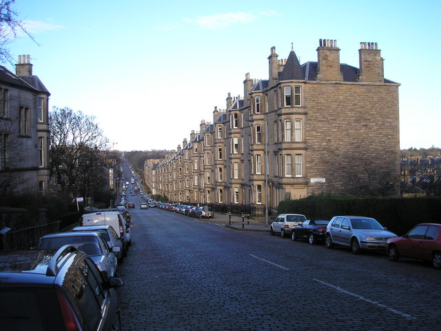 Comely Bank Avenue