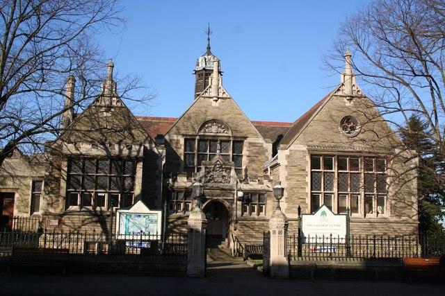 Gilstrap Library