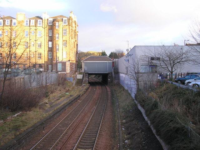 The former Morningside Station