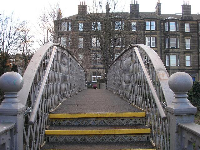 Railway Footbridge