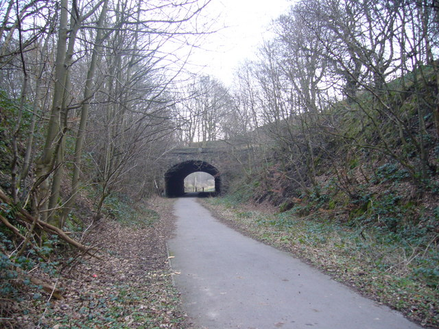 Consett to Sunderland cycle path