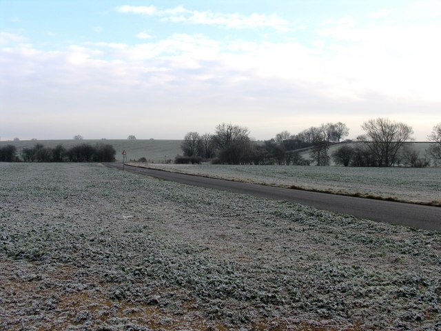 Kirby Lane on 6 February 2007 during a frosty morning
