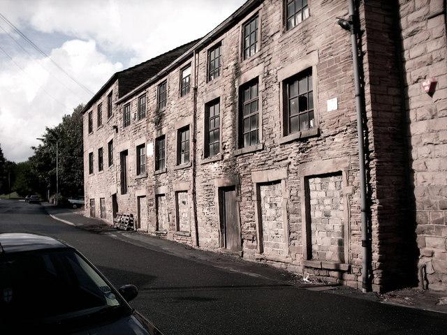 Crank Mill ,Station Rd.,Morley