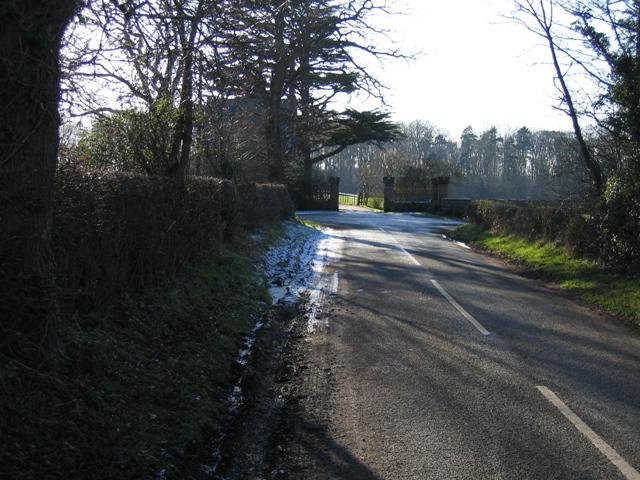Dark Lane, near Tattenhall