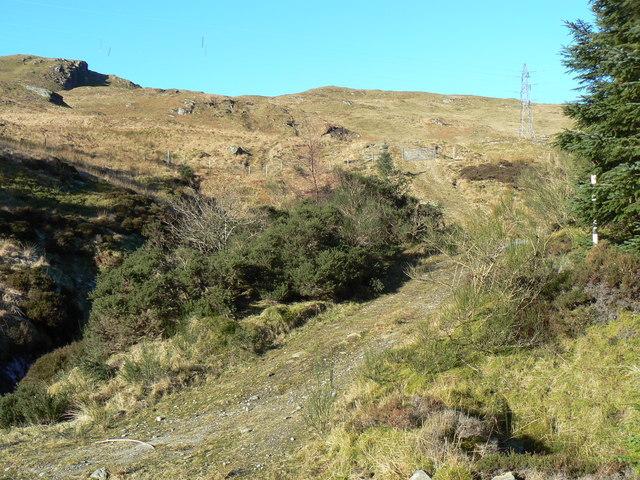 Stronchullin - Gairletter, High Track