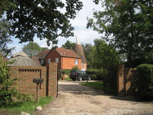Seal Oast, Cranbrook Road, Biddenden, Kent