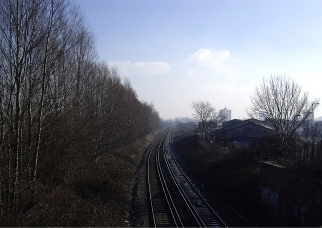 Towards Seaforth Station
