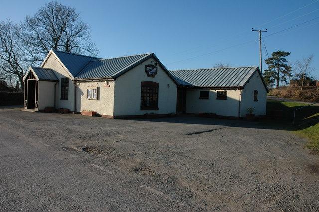 Almeley Village Hall