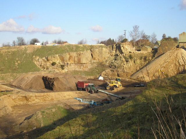 Money quarry