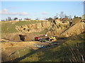 SE2643 : Money quarry by John Illingworth