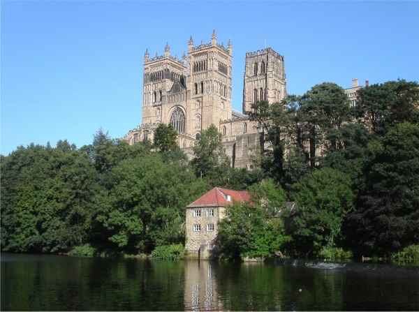 Durham Cathedral, the classic view