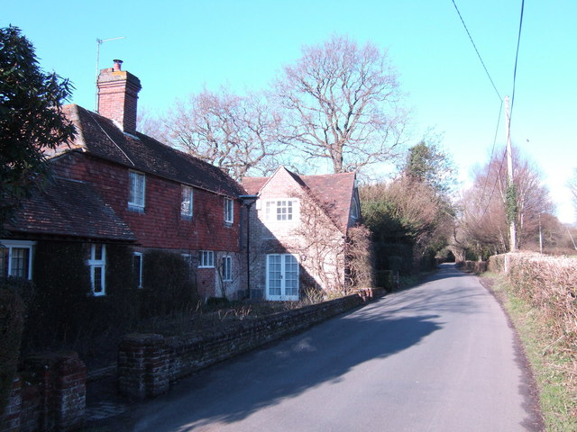 Wealden House on Wilderness Lane