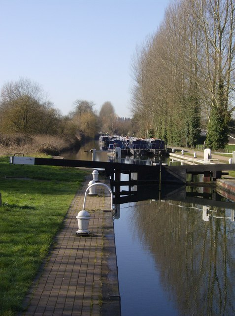 Padworth Lock