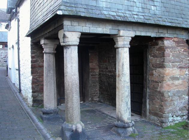 Ancient Guildhall, Totnes