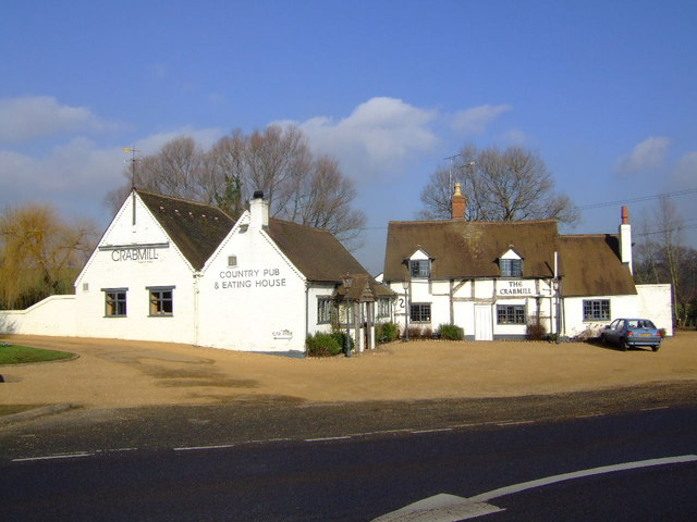 The Crabmill, Preston Bagot