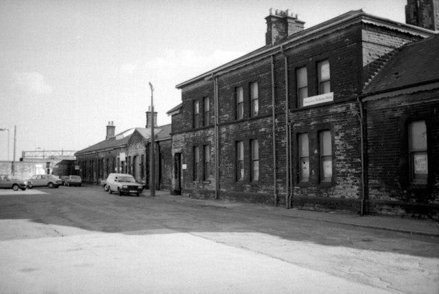 Penistone Station building