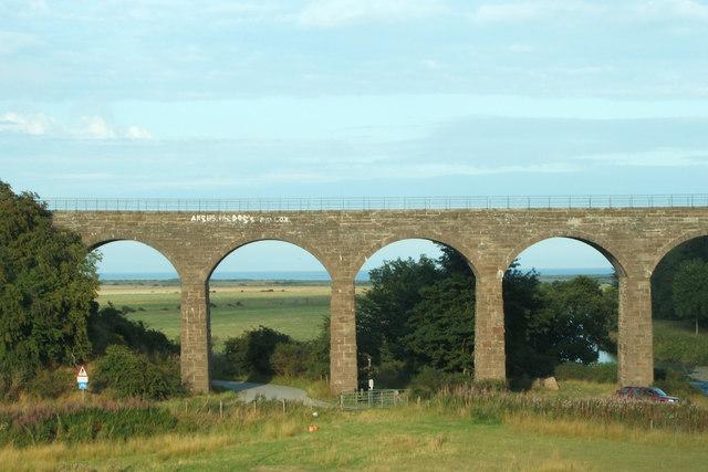 Viaduct near Montrose