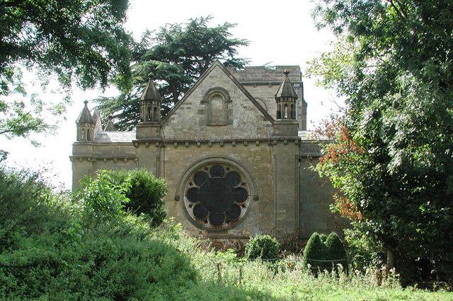 Holy Trinity, Old Wolverton, Bucks