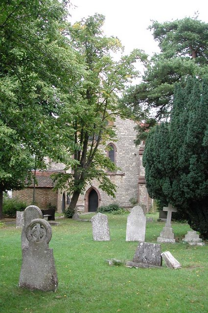 St George, Wolverton, Bucks