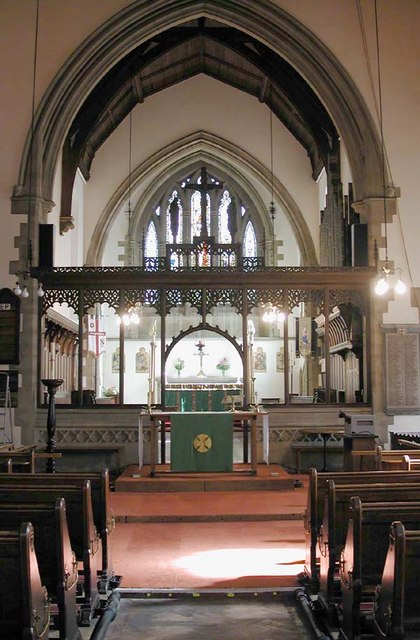 St George, Wolverton, Bucks - East end