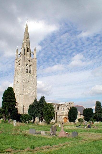 St James the Great, Hanslope, Bucks