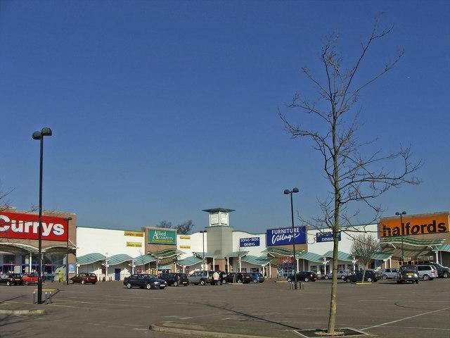 Stores at Friern Bridge Trading Estate, N11
