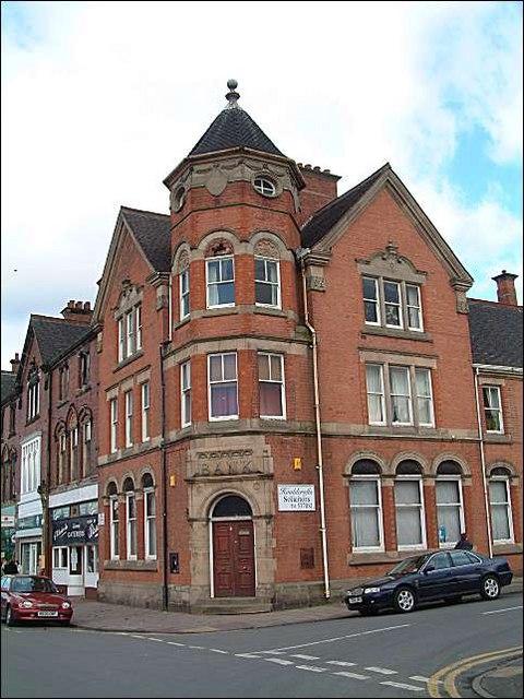 Former Lloyds Bank, Baker Street, Fenton