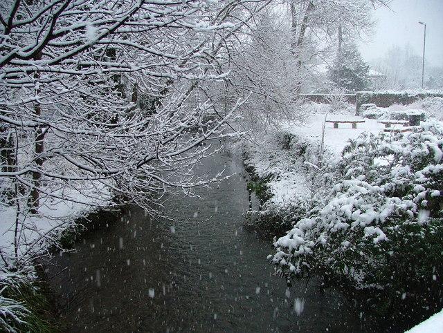 River Wye, High Wycombe