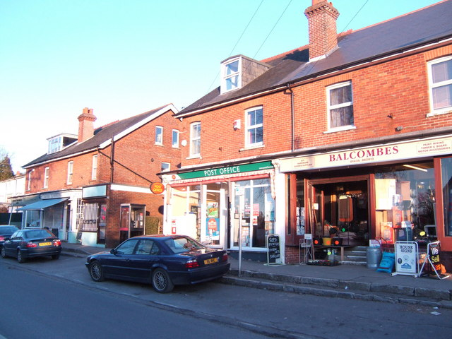 Sandy Cross Post Office