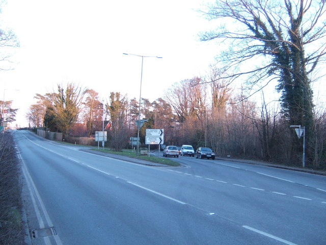 A265/B2096 junction