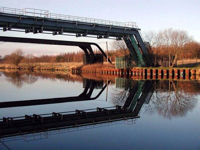 Aire & Calder Navigation, Woodlesford