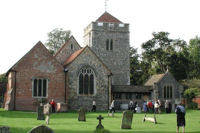 St Giles, Stoke Poges, Bucks