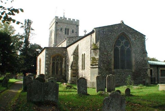 St Mary, Denham, Bucks