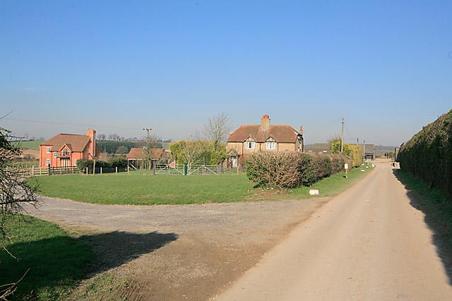 Dwellings at Upper Norton Farm