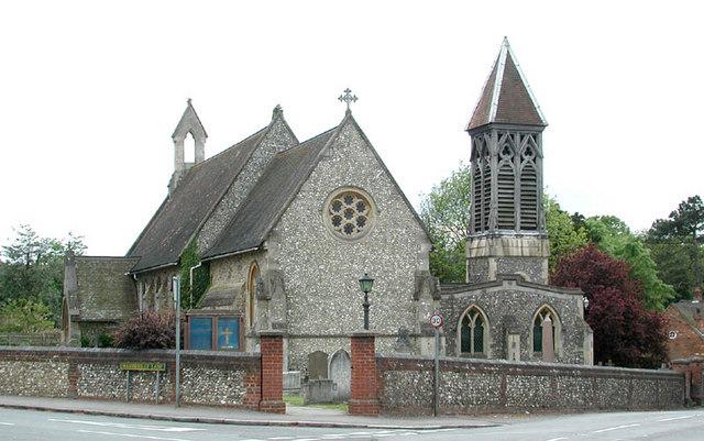 St Margaret, Tylers Green, Bucks
