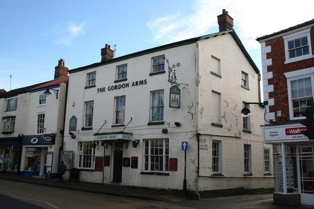 The Gordon Arms, Market Rasen