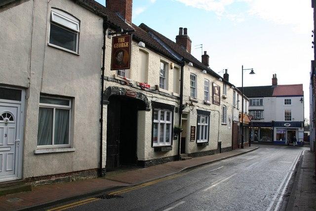 The George, Market Rasen