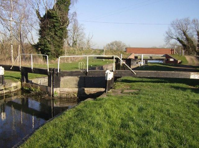 Midgham Lock