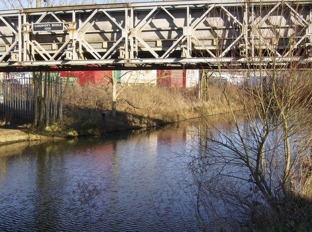 Colthrop Bridge